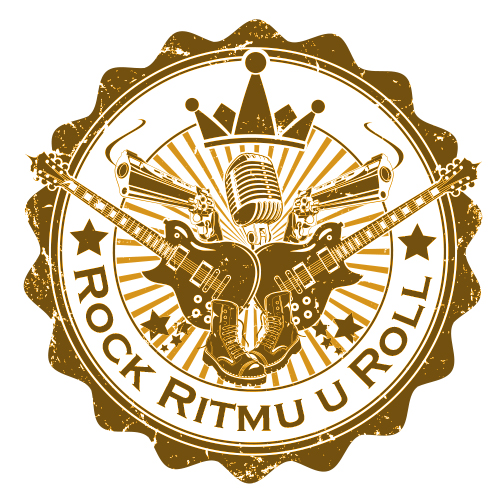 Rock, Ritmu u Roll - Logo