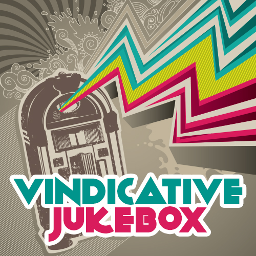 Vindictive Jukebox - Logo